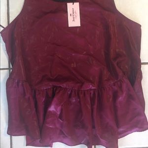 Juicy Couture Tops - Juicy couture top NWT